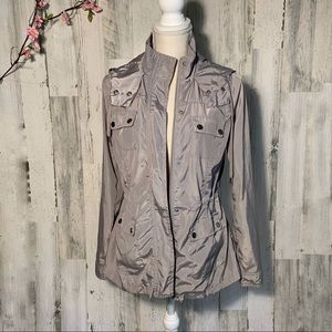 Ashley Sunshine Connection Gray/Silver Jacket
